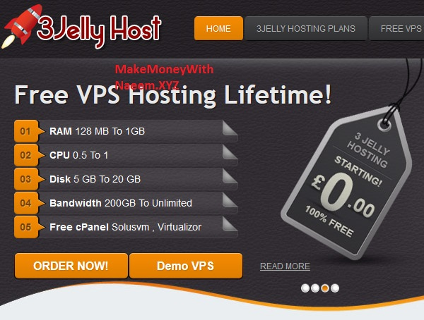 What are the Types of Virtual Private Servers?