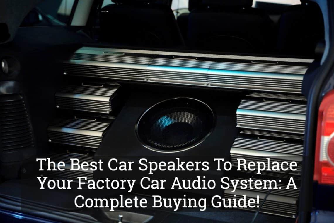 Know Head Function Unit, Speaker, Car Audio Amplifier